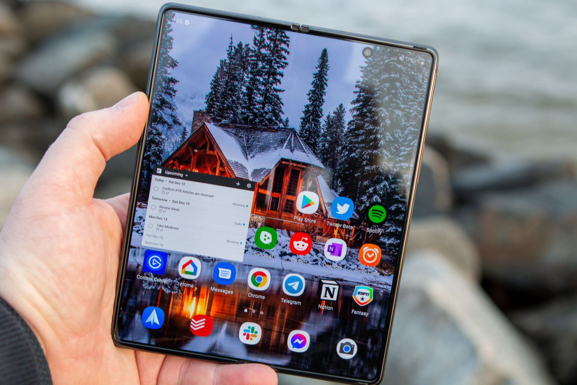 Samsung Galaxy Z Fold 3's battery could leave many disappointed