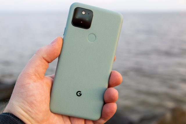 How to Reset the Pixel 5