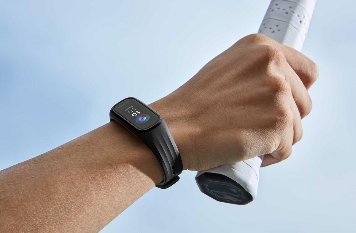 OnePlus Band smartband oficial