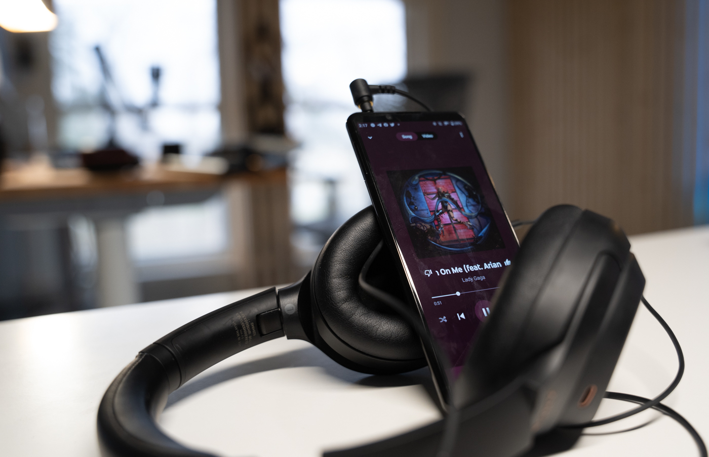 Sony Xperia 5ii headphone jack
