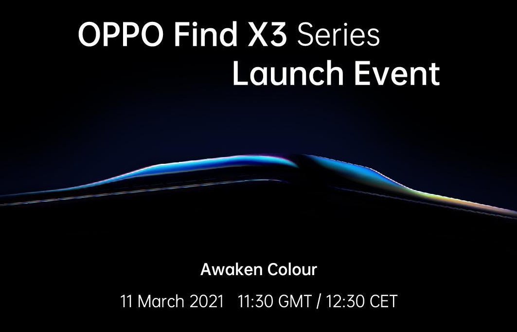 OPPO's answer the Galaxy S21 is going ahead March eleventh
