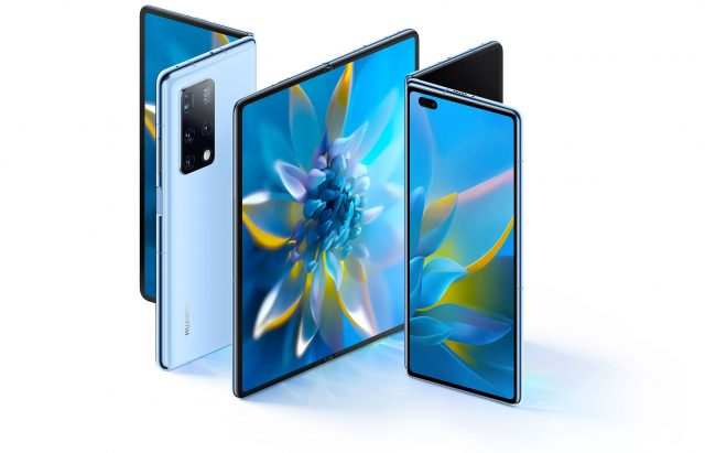 The Huawei Mate X2 has a pretty cool screen mirroring feature - Phandroid - News for Android
