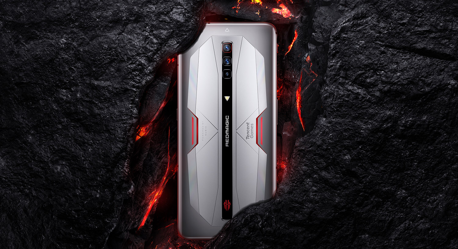 Nubia partners with Tencent to release two insane RedMagic 6 gaming smartphones
