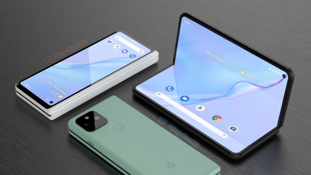 Android 12 beta might have revealed Google's plans for a foldable Pixel phone – Phandroid