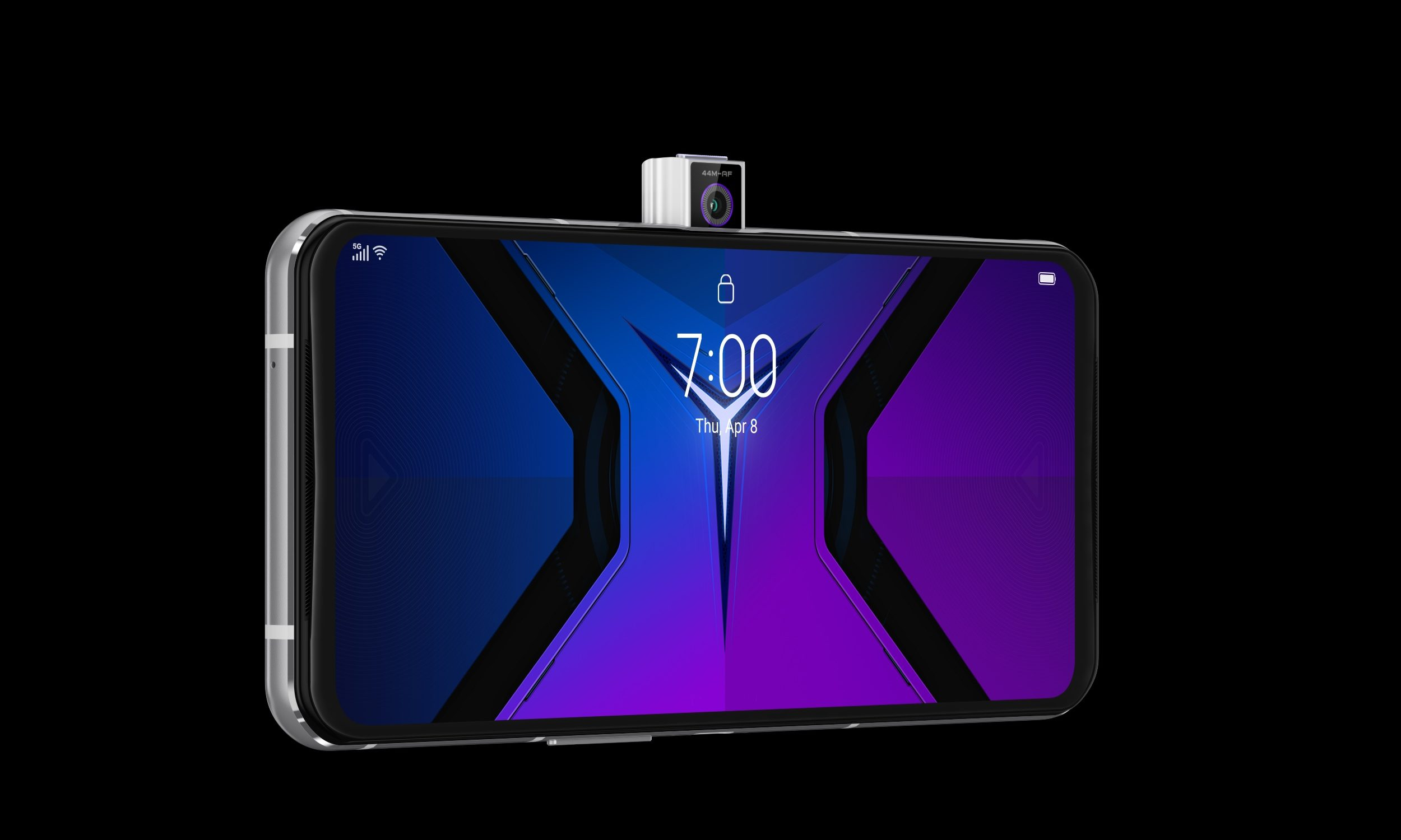 Lenovo's Legion Phone Duel 2 sports a 144Hz display, configurable buttons,  and a pop-up selfie camera – Phandroid