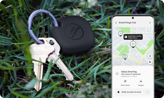 Track all the things with the Samsung Galaxy SmartTag and it's 50% off – Phandroid