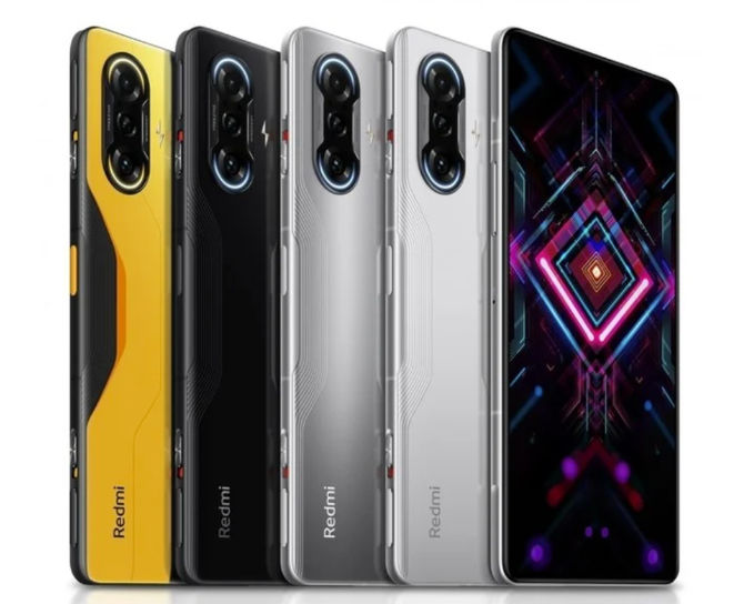 Redmi just dispatched their first gaming smartphone