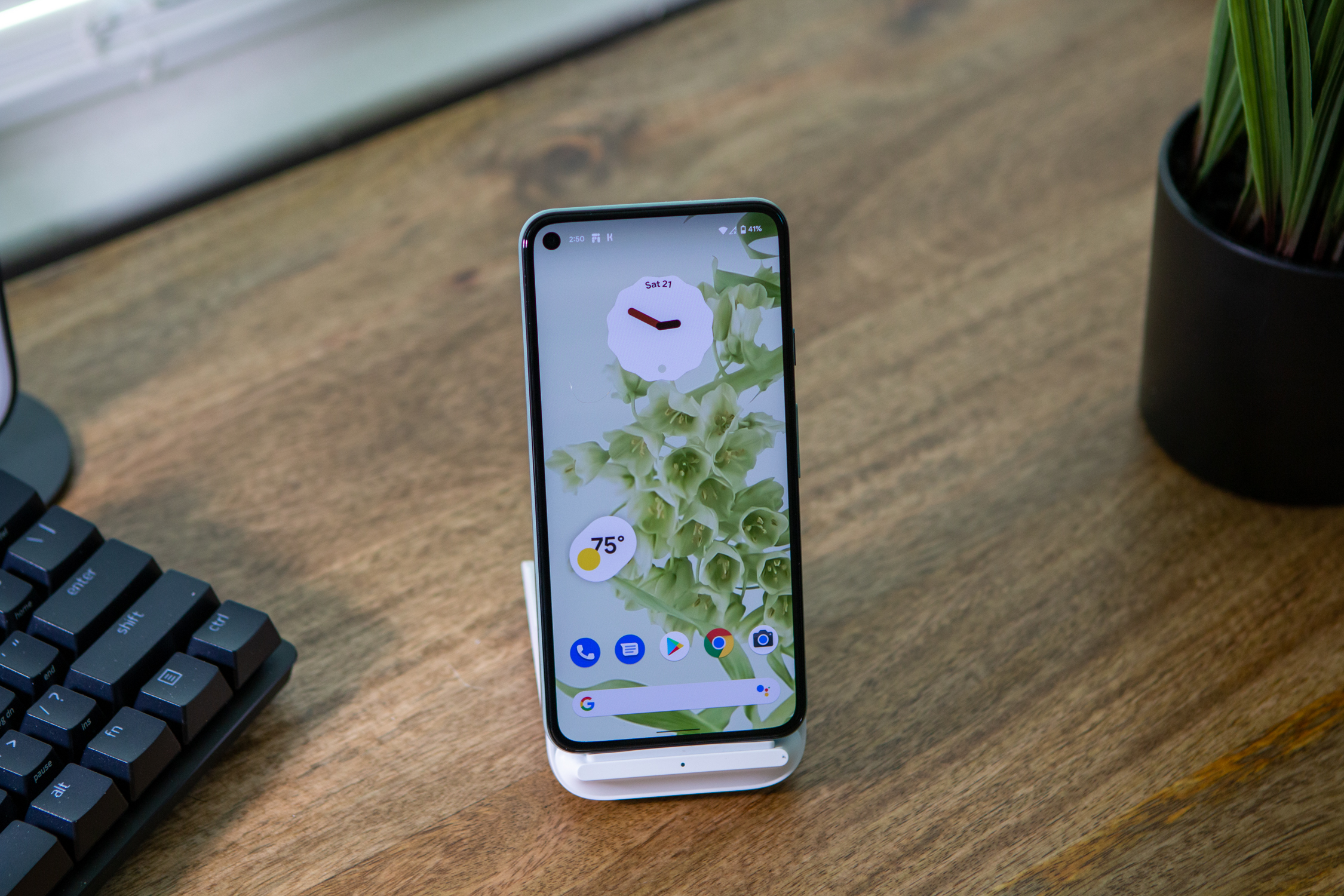 Install Android 12 Widgets Pixel 5