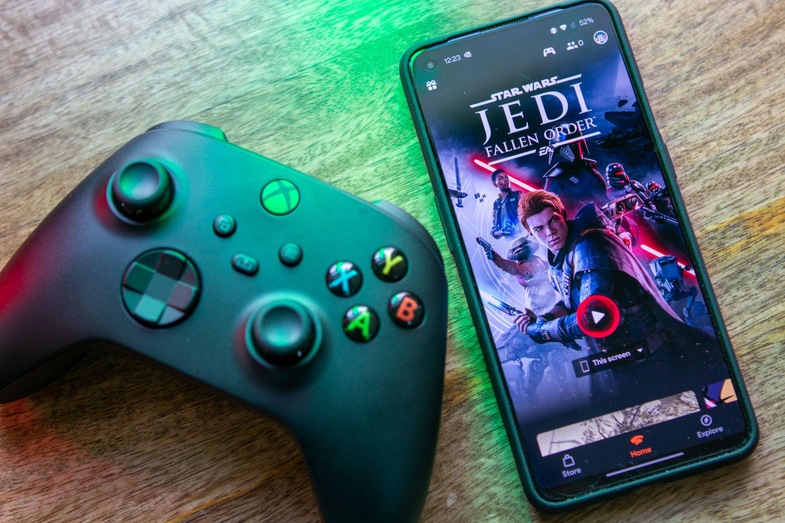 Google Stadia Xbox Controller OP9