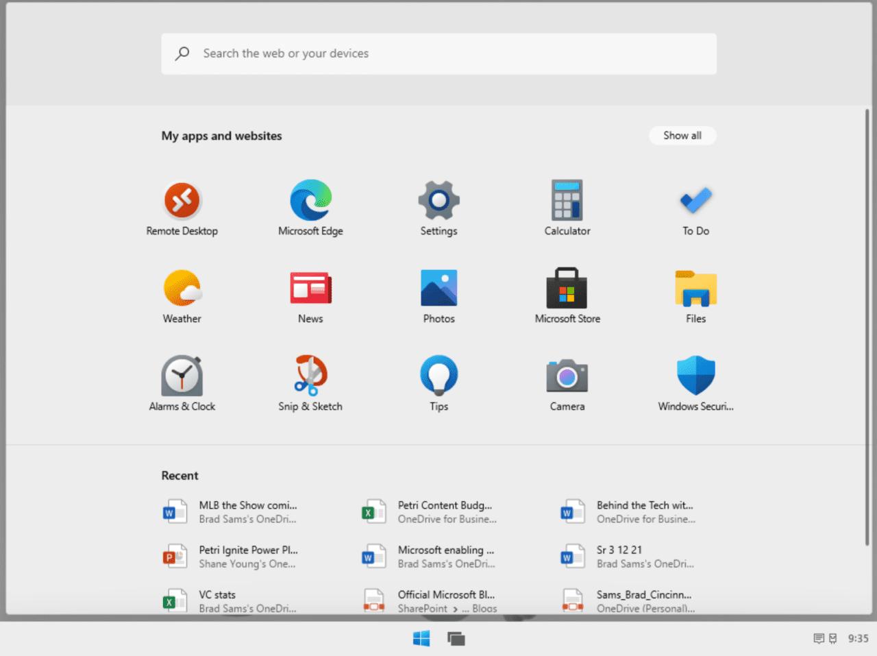 Windows 10X was required