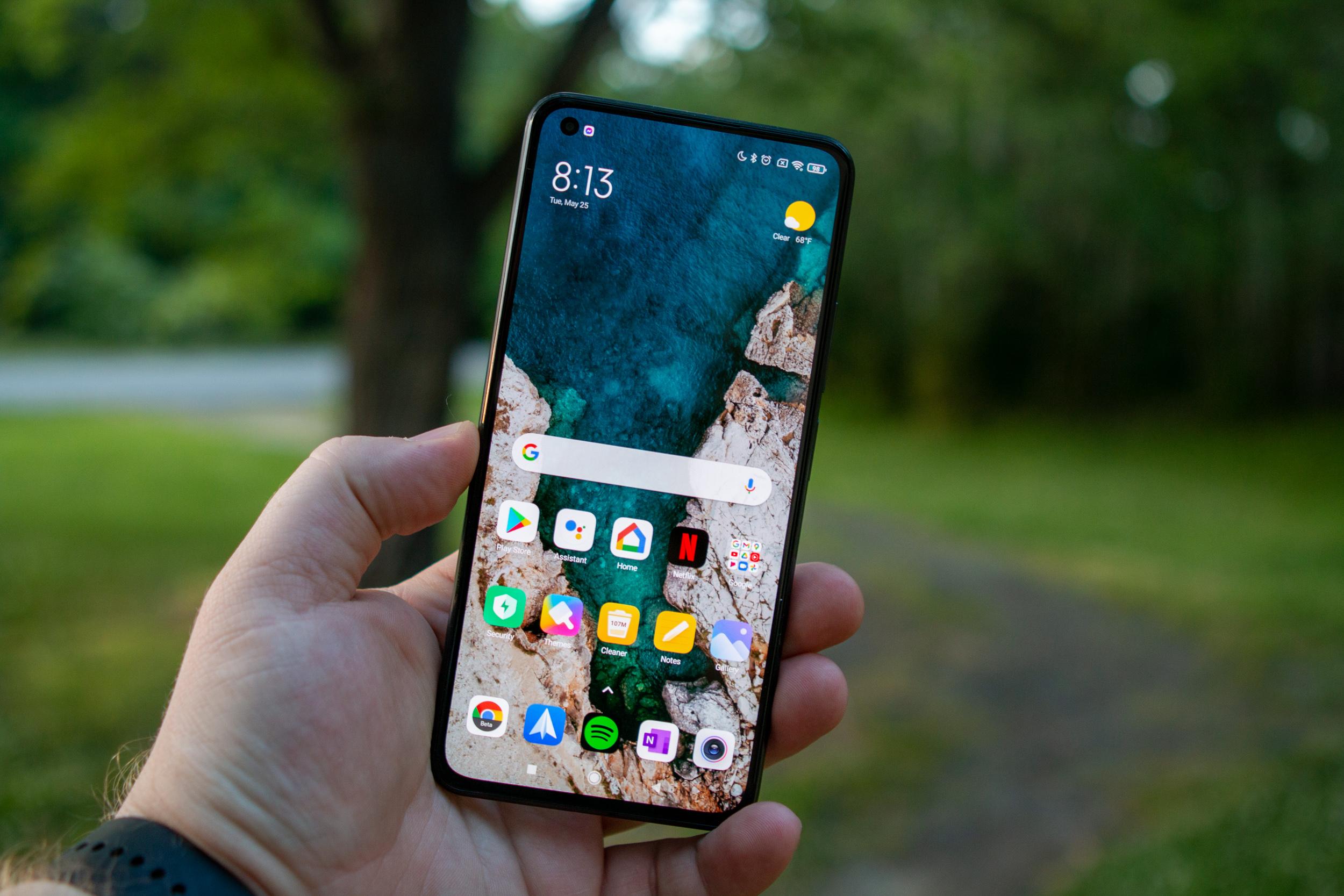 Xiaomi Mi 11 Lite Review 7486