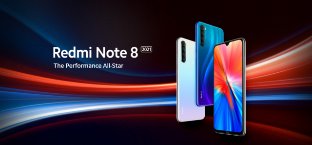 Xiaomi releases yet another phone with the Redmi Note 8 2021 – Phandroid