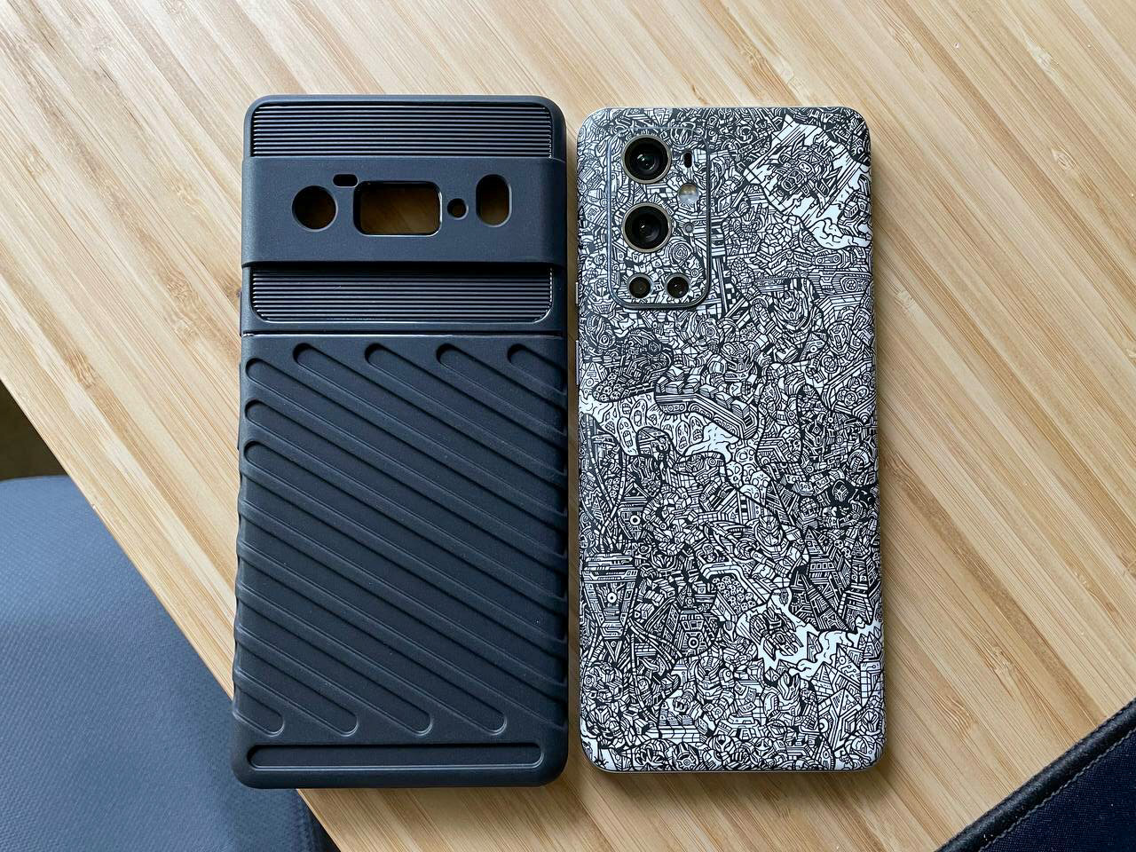 Active with the principal Pixel 6 Pro case