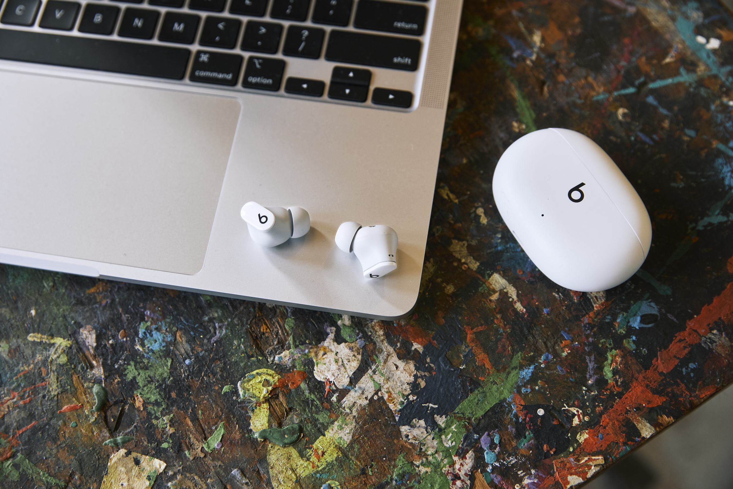 Apple drops the Beats Studio Buds with ANC, IPX4 rating, and the sky is the limit from there