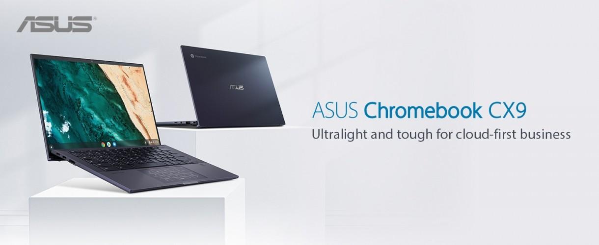 ASUS Chromebook CX9 Hero