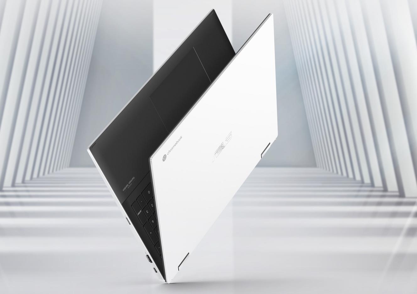 ASUS Chromebook Flip CX5 Design