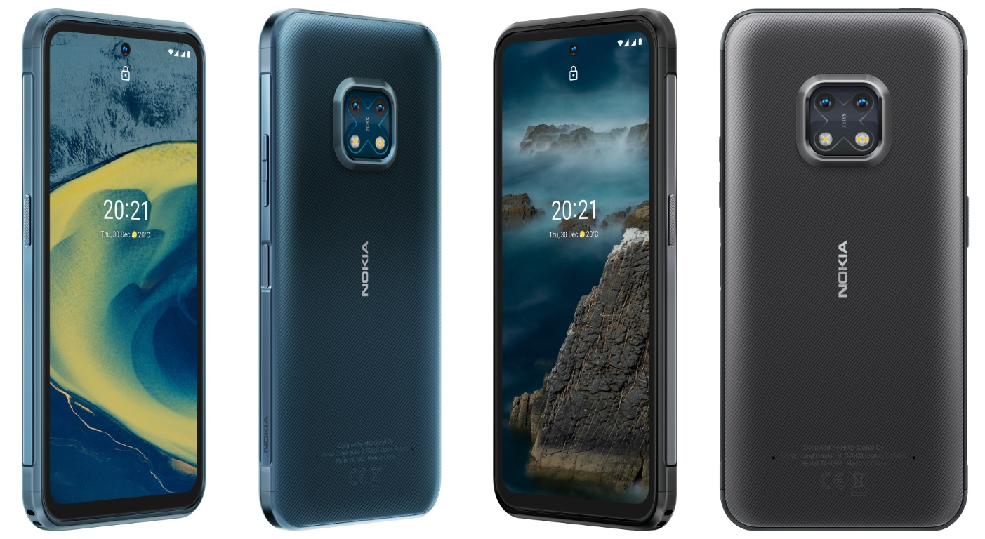 """HMD Global reports the world's """"first life-confirmation phone"""" with the Nokia XR20"""