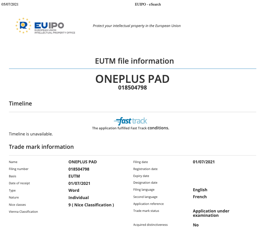 The OnePlus Pad could be the following Android tablet to take on Samsung and Amazon