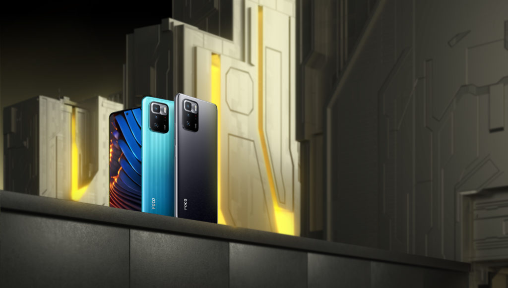 Poco X3 GT announced featuring the Dimensity 1100 and starting at just $299