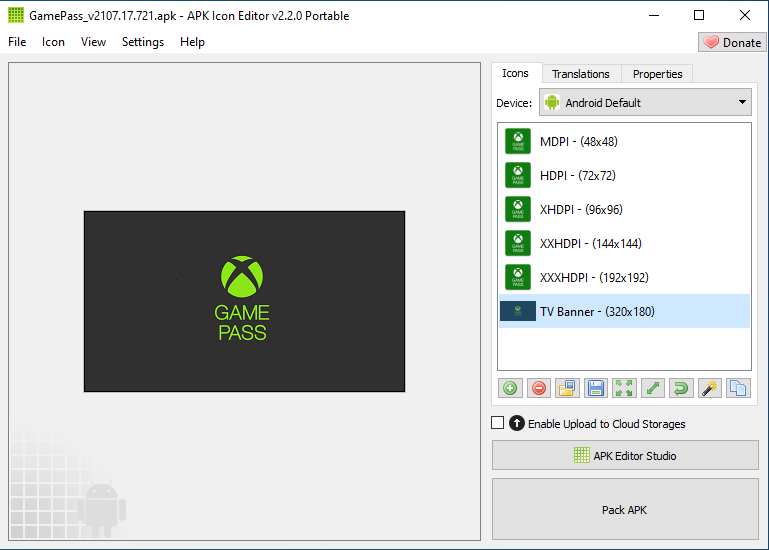 Xbox Game Pass APK Decompiled