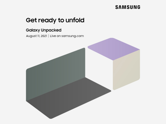 """Samsung wants you to """"get ready to unfold"""" at Unpacked on August 11th – Phandroid"""