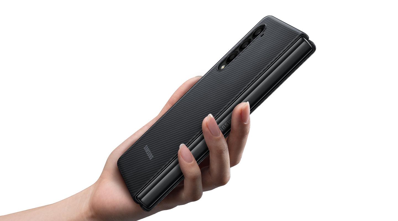 Samsung Aramid Cover best Galaxy Z Fold 3 Cases