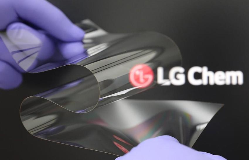 LG flaunts its 'Genuine Folding Window' glass to go up against Samsung