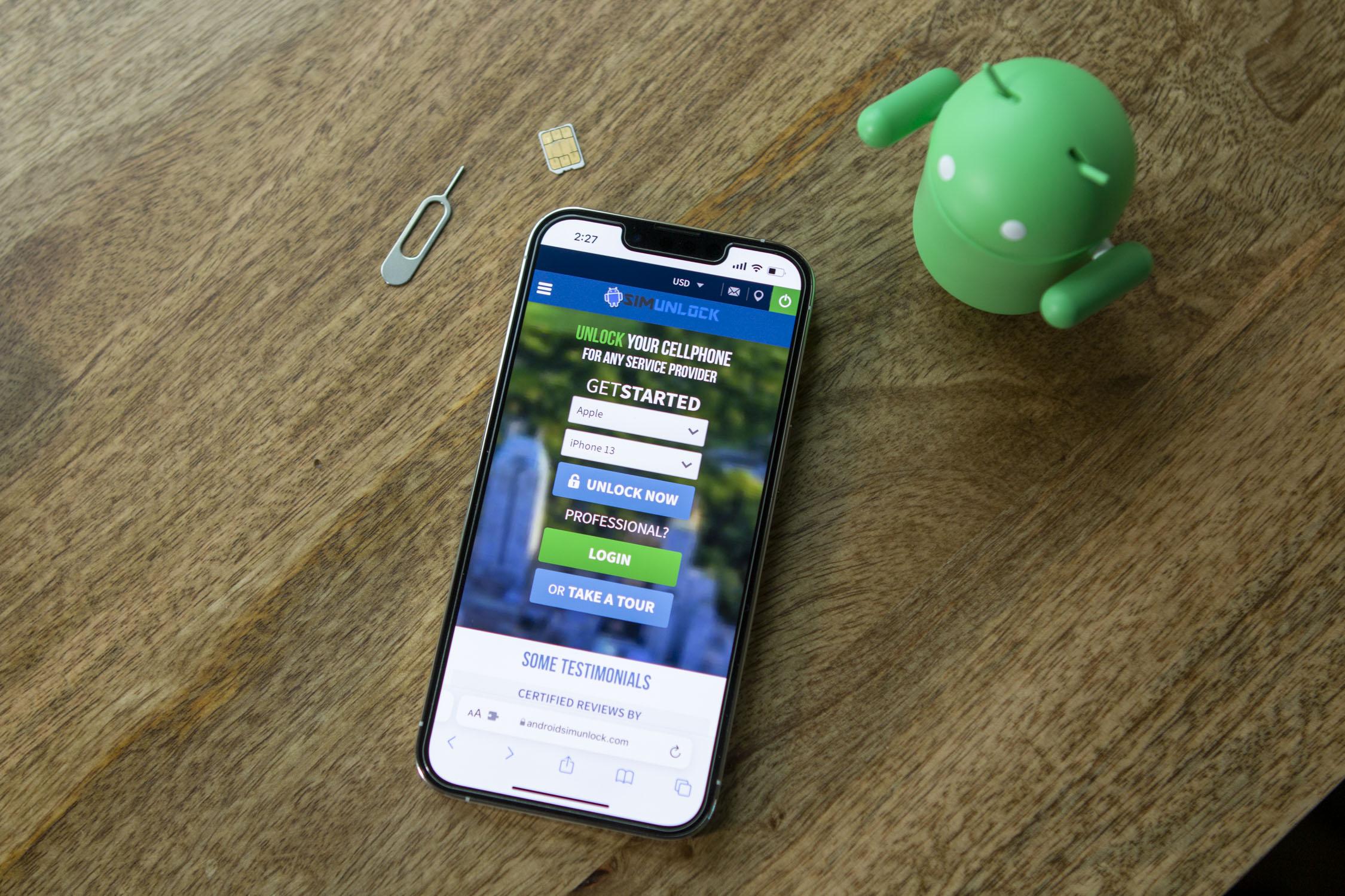 How to SIM Unlock iPhone 13 - 4